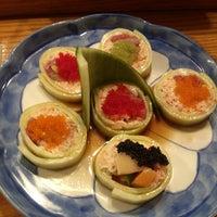 Das Foto wurde bei Bonsai Sushi von Leah C. am 4/26/2013 aufgenommen