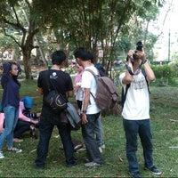 Photo taken at Taman Kencana by rifqi n. on 9/30/2012