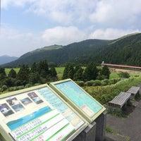 Photo taken at 西天城高原牧場 by mikenekokai on 7/16/2014