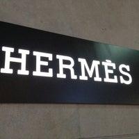 Photo taken at Hermès by Siddharth Y. on 12/31/2012