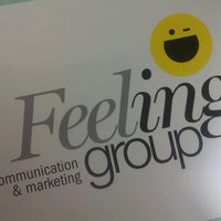 Photo taken at Feeling Group by Cinthia S. on 5/30/2014