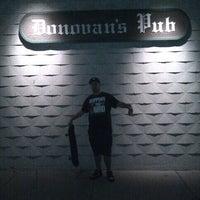 Photo taken at Donovan's Pub by Philip M. on 8/25/2012