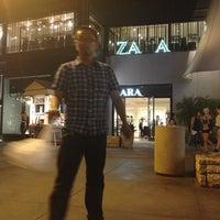 Photo taken at Zara by Jennath Nice S. on 9/5/2013
