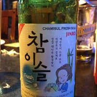 12/7/2012 tarihinde Jennath Nice S.ziyaretçi tarafından Mok Maru Jong Sul Jip'de çekilen fotoğraf