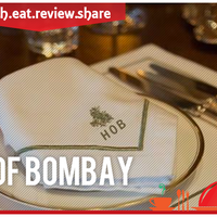 Photo taken at The House Of Bombay by foona Review on 6/24/2015