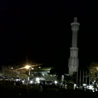Photo taken at Alun - Alun Pati by Runita D. on 3/22/2014