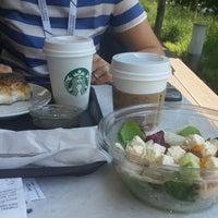 Photo taken at Starbucks by Filiz T. on 6/10/2014