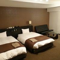 Photo taken at ホテル ローヤルステイ・サッポロ by HiRo on 7/21/2014