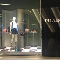Photo taken at Prada by WuWu on 5/27/2016
