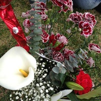 Photo taken at Holy Sepulchur Cemetery by Jay A. on 2/10/2013