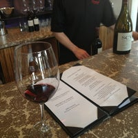 Photo taken at Girard Winery Tasting Room by MANGO on 3/27/2013