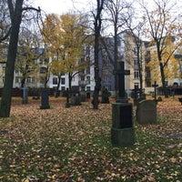 Photo taken at Alter Garnisonsfriedhof by Luca L. on 11/16/2017