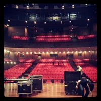 Photo taken at NYU Skirball Center for Performing Arts by Hannah Y. on 9/21/2012