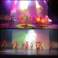 Photo taken at Teatro Vallarta by Israel A. on 11/18/2013