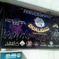 Photo taken at Teatro Vallarta by Israel A. on 11/22/2012