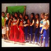 Photo taken at Teatro Vallarta by Israel A. on 6/15/2013