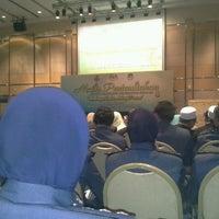 Photo taken at Dewan Seri Siantan by yeen on 12/20/2012