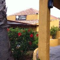 Photo taken at Restaurante La Sabina by Juan Francisco A. on 10/11/2014