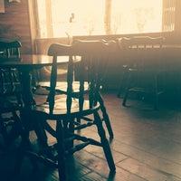 Photo taken at Bonbast Café | كافه بن بست by setareh on 4/18/2014