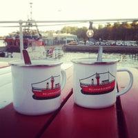 10/6/2013 tarihinde Claudia T.ziyaretçi tarafından Lightship Relandersgrund'de çekilen fotoğraf
