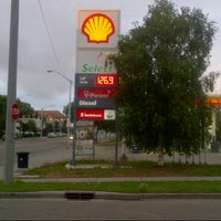 Photo taken at Shell by John H. on 6/20/2014