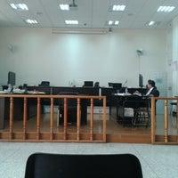 Photo taken at Torre De Tribunales by Briz R. on 5/7/2014