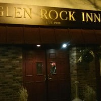 Photo taken at The Glen Rock Inn by Aaron S. on 1/7/2013