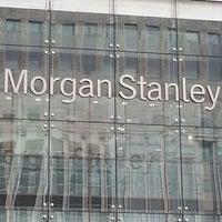 Morgan Stanley Tower Hamlets Greater London