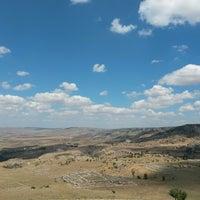 Photo taken at Hititler Yukarı Şehir by Sureyya I. on 7/22/2014