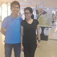 Photo taken at Summarecon Kelapa Gading by Jean H. on 9/10/2014