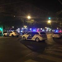 Photo taken at Wesselényi utca (4, 6) by Balázs H. on 9/24/2016