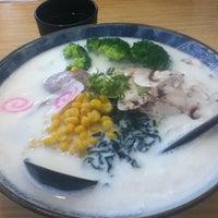 Photo taken at Yokozuna Japanese Ramen 橫綱 by Maggie Y. on 9/16/2012