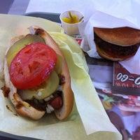 Photo taken at Original Tommy's Hamburgers by Joseph G. on 4/16/2013