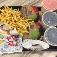 Foto tomada en Burger King por Francisca el 4/30/2017