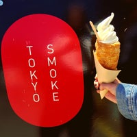 Photo taken at Tokyo Smoke by Joanna S. on 6/15/2016