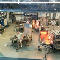 Photo taken at Pairpoint Glass by Meghan G. on 7/29/2014