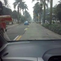 Photo taken at Jalan Metro Pondok Indah by Tossy A. on 3/17/2014