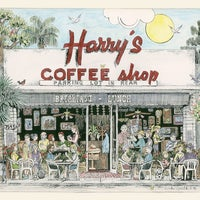 3/20/2014にHarry's Coffee ShopがHarry's Coffee Shopで撮った写真