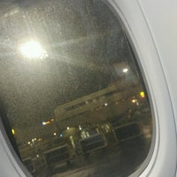 Photo taken at Gate 70 by Shahad S. on 1/2/2017