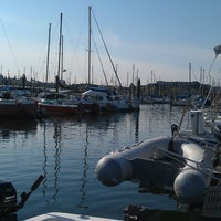 Photo taken at Everett Marina by Susan F. on 8/22/2013