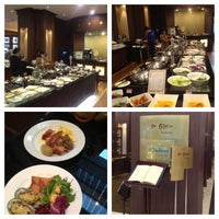 Photo taken at Ramada Seoul Hotel by Kazuyuki Y. on 1/29/2013