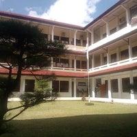 Photo taken at Fakultas Teknik by andrey g. on 2/26/2013