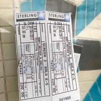 Photo taken at Sterling Cineplex by Rockstarcalling _. on 6/30/2017