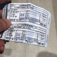 Photo taken at Sterling Cineplex by Rockstarcalling _. on 8/25/2017