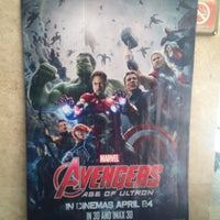 Photo taken at Sterling Cineplex by Rockstarcalling _. on 4/24/2015