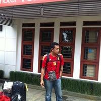 Photo taken at Rumah Tawa Hotel by Ame on 1/19/2013