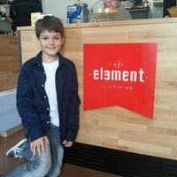 Photo taken at Café Element by Dasa S. on 5/9/2014