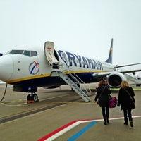 Photo taken at Frankfurt-Hahn Airport (HHN) by 05 Y. on 3/1/2013
