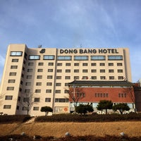 Photo taken at Dongbang Hotel by 05 Y. on 1/21/2016