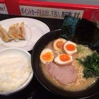 Photo taken at 中川家 平塚銀河大橋店 by たかたん on 2/28/2014